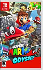 Super Mario Odyssey(輸入版:北米)