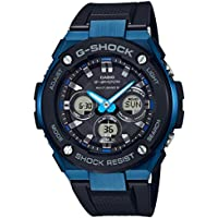 [カシオ]CASIO 腕時計 G-SHOCK ジーショック G-STEEL 電波ソーラー GST-W300G-1A2JF メンズ