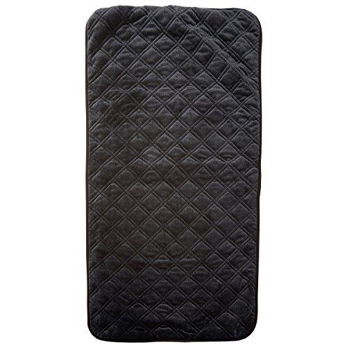 山善(YAMAZEN) 洗える あったか 電気敷きパッド (200×100cm) ミックスフランネル素材 頭寒足熱配線 ...