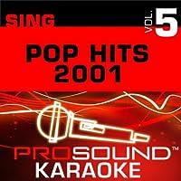 Sing Pop Hits 2001 V. 5