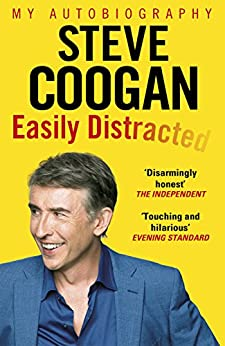 Easily Distracted by [Coogan, Steve]