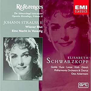 Strauss: Wiener Blut/etc