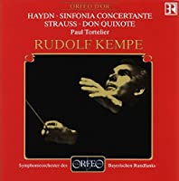 Sinfonia Concertante / Don Quixote by HAYDN / STRAUSS (1992-04-03)