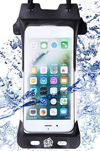 防水ケース iphone SE 6 6s 7 8 IPX8認定 指紋認証対応 完全防水 Sweetleaff (iphone6/6s/7/8)