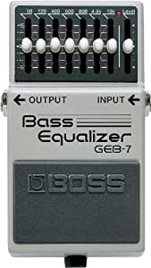 BOSS Bass Equalizer GEB-7