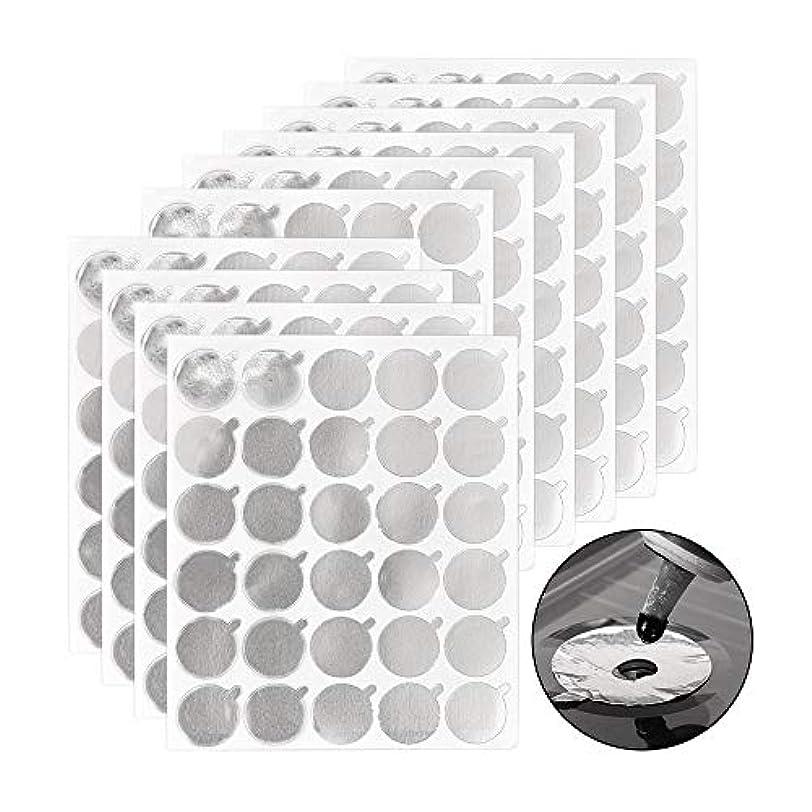 騒銛ソースDecdeal 300ピース 使い捨て 防水 まつげエクステンション まつげ接着剤ホルダーパレット
