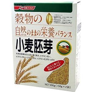 日清 小麦胚芽 300g