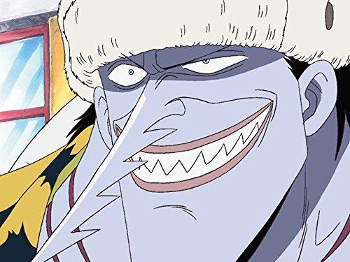 第31話 東の海 最悪の男!魚人海賊アーロン!