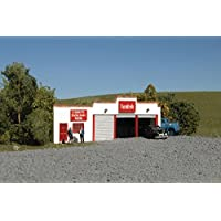 Bachmann Industries False Front Resin Building Farm Fresh Dairy [並行輸入品]