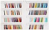 FUJIX(フジックス) タイヤー 絹縫い糸 見本帳