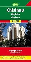 Chisinau Map 1:12 500