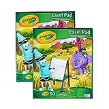 Crayola アートスモック 子供用絵画用品 子供用ギフト 各50本