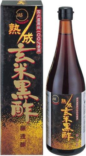 オリヒロ 熟成玄米黒酢