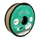 フィラ エコリカ 3Dプリンター用リサイクルフィラメント エコ・フィラ 1.75mm 金 ECF-PS175-GD