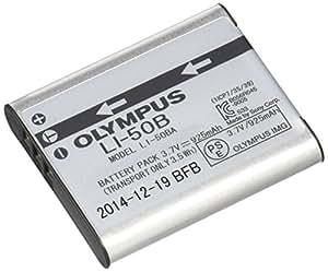 OLYMPUS リチウム充電池 LI-50B