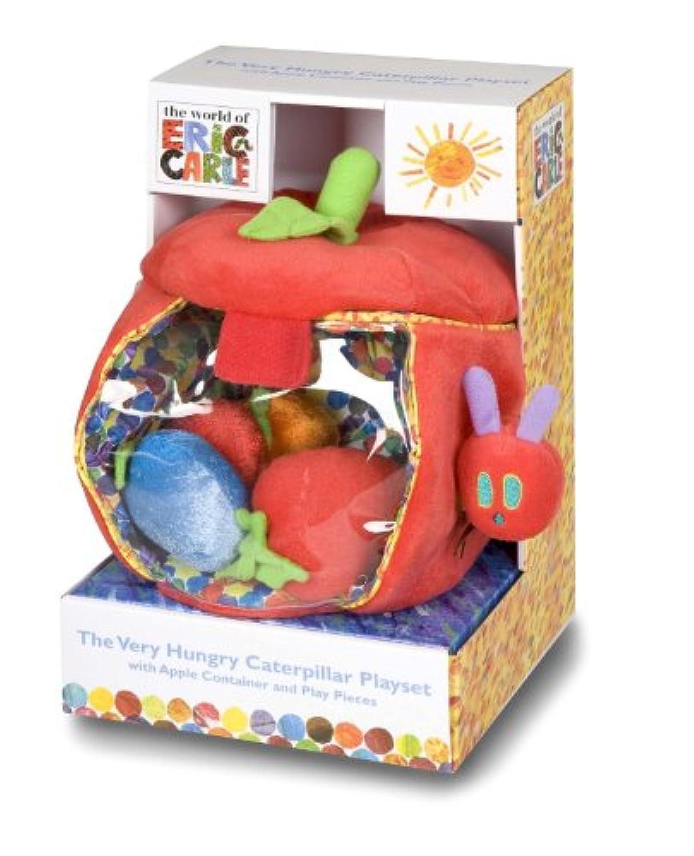 優先Kid The World of Eric Carle Caterpillar Apple Playset Shape Sorter