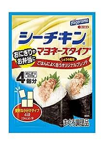 はごろも シーチキンマヨネーズタイプしょうゆ味(箱 40g (0825)×4個