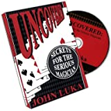 Uncovered by John Luka - DVD By Kozmomagic Inc. [並行輸入品]