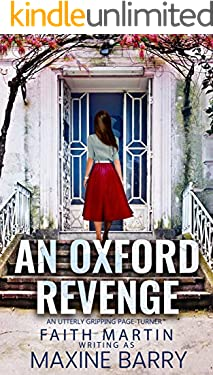 AN OXFORD REVENGE an utterly gripping page-turner