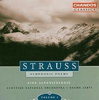 Eine Alpensinfonie / Tod & Verklarung / Don Juan by CESAR CUI (2004-04-27)