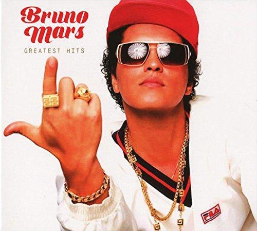 BRUNO MARS Greatest Hits 2CD set in Digipak