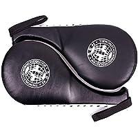 Yosoo 2個セット テコンドーキックパッド ターゲット テコンドー 空手 キックボクシング トレーニング