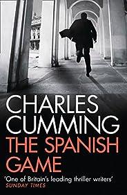 The Spanish Game (Alec Milius Book 2)