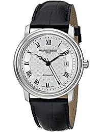 0ca9853acd (フレデリック コンスタント) Frederique Constant Men's FC-303MC4P6 Classics Automatic  Black Roman Numerals Silver Dial Watch 男性腕時計…