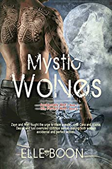 Mystic Wolves: Accidentally Wolf Book 1 and His Perfect Wolf Book 2 by [Boon, Elle]