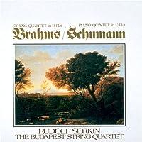 ブラームス : 弦楽四重奏曲 第3番変ロ長調