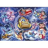 300ピース ジグソーパズル ディズニー スティッチの夢(30.5x43cm)
