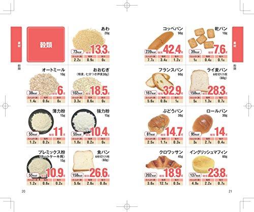 増補新版 食品別糖質量ハンドブック
