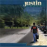 One Foot on Sand by Justin Young (2003-11-25)