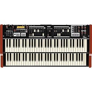 HAMMOND ハモンド ステージキーボード HAMMOND SKX 61鍵×2 16.9㎏