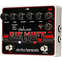 electro-harmonix エレクトロハーモニクス エフェクター ディストーション Deluxe Big Muff Pi 【国内正規品】