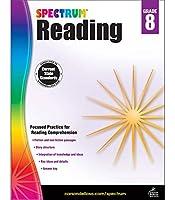 Spectrum Reading, Grade 8