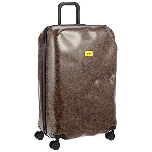 [クラッシュバゲッジ] CRASH BAGGAGE 取扱い注意不要スーツケースSURFACE 無料預入れ受託ラージサイズTSAロック搭載 CB123 31 (BROWN FUR)