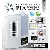 PIA 空気清浄+超音波加湿器 J06