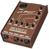 L.R.BAGGS Para Acoustic D.I. アコギ用ダイレクトボックス 正規輸入品