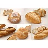 [ポンパドウル] フランスパン 5種類 5個