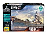 1/1200 Battleship U.S.A Iowa World of Warships ズベズダ 9201 Zvezda