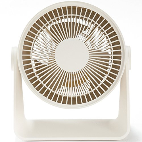 無印良品 サーキュレーター(低騒音ファン)・ホワイト 型番:...