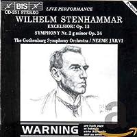 ステンハンマル:交響曲: 第2番 [Import]