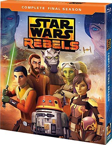 スター・ウォーズ 反乱者たち ファイナル・シーズン BDコンプリート・セット [Blu-ray]