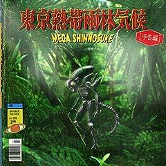 Mega Shinnosuke「Wonder」のジャケット画像