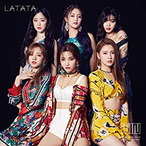 LATATA(初回限定盤A)(DVD付)
