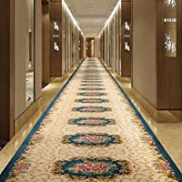 GLP 廊下ランナーの通路廊下通路カーペットポリプロピレン、結婚式のランナー - 式通路 - VIPカーペット - イベント絨毯5色2幅、長さカスタマイズ可能 (Color : Blue, Size : 0.8m*10m)
