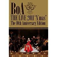 """BoA THE LIVE 2011""""X'mas"""" The 10 th  Anniversary  Edition"""