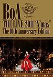"""BoA THE LIVE 2011""""X'mas"""" The 10 th  Anniversary  Edition [DVD]"""