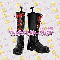 【サイズ選択可】女性24.5CMコスプレ靴 ブーツ202721ツキウタ。兎王国水無月涙 みなづきるい